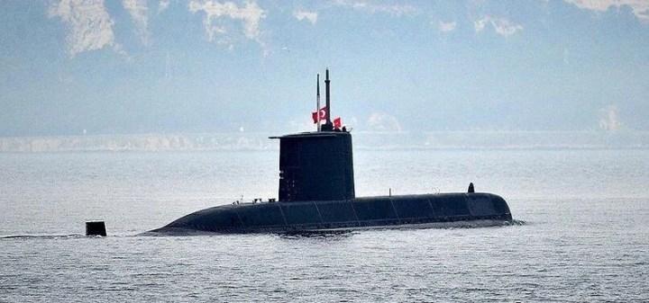 Türkiye'nin ilk silahlı insansız deniz aracı, füze atışlarına hazır - 47