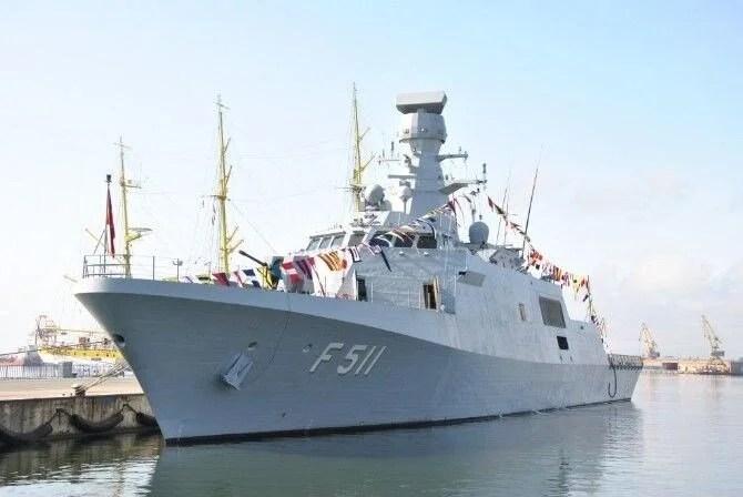 Türkiye'nin ilk silahlı insansız deniz aracı, füze atışlarına hazır - 207