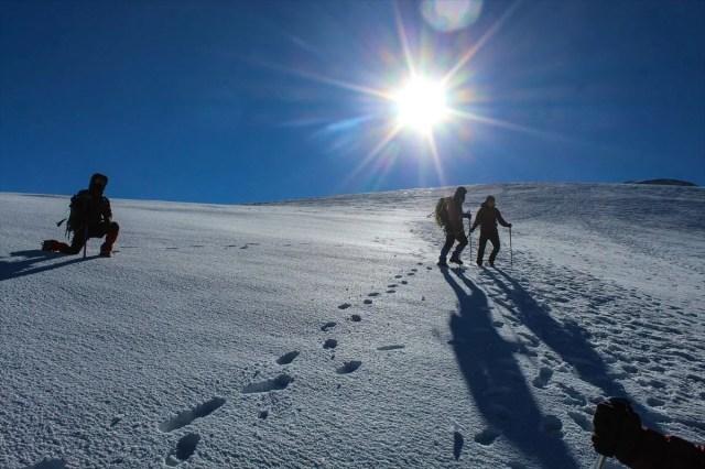 Ağrı Dağı'nda dağcıların en büyük yardımcısı: Türkiye'nin yerli 'şerpa'ları - 15