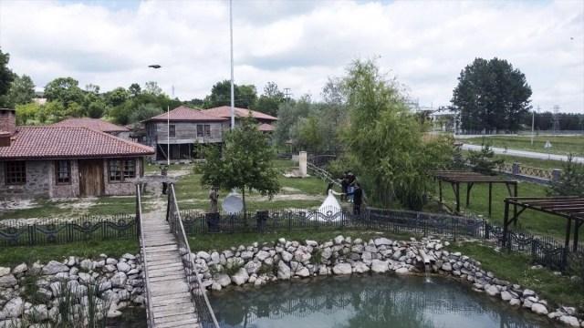 Dünyada bir benzeri olmayan köy: Ambarköy - 4