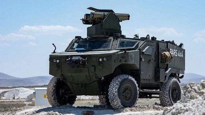 Türkiye'nin ilk silahlı insansız deniz aracı, füze atışlarına hazır - 263