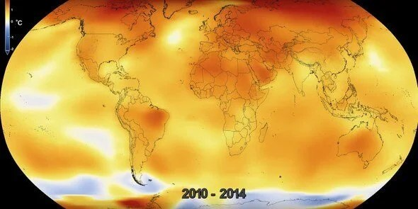 Dünya 'ölümcül' zirveye yaklaşıyor (Bilim insanları tarih verdi) - 140