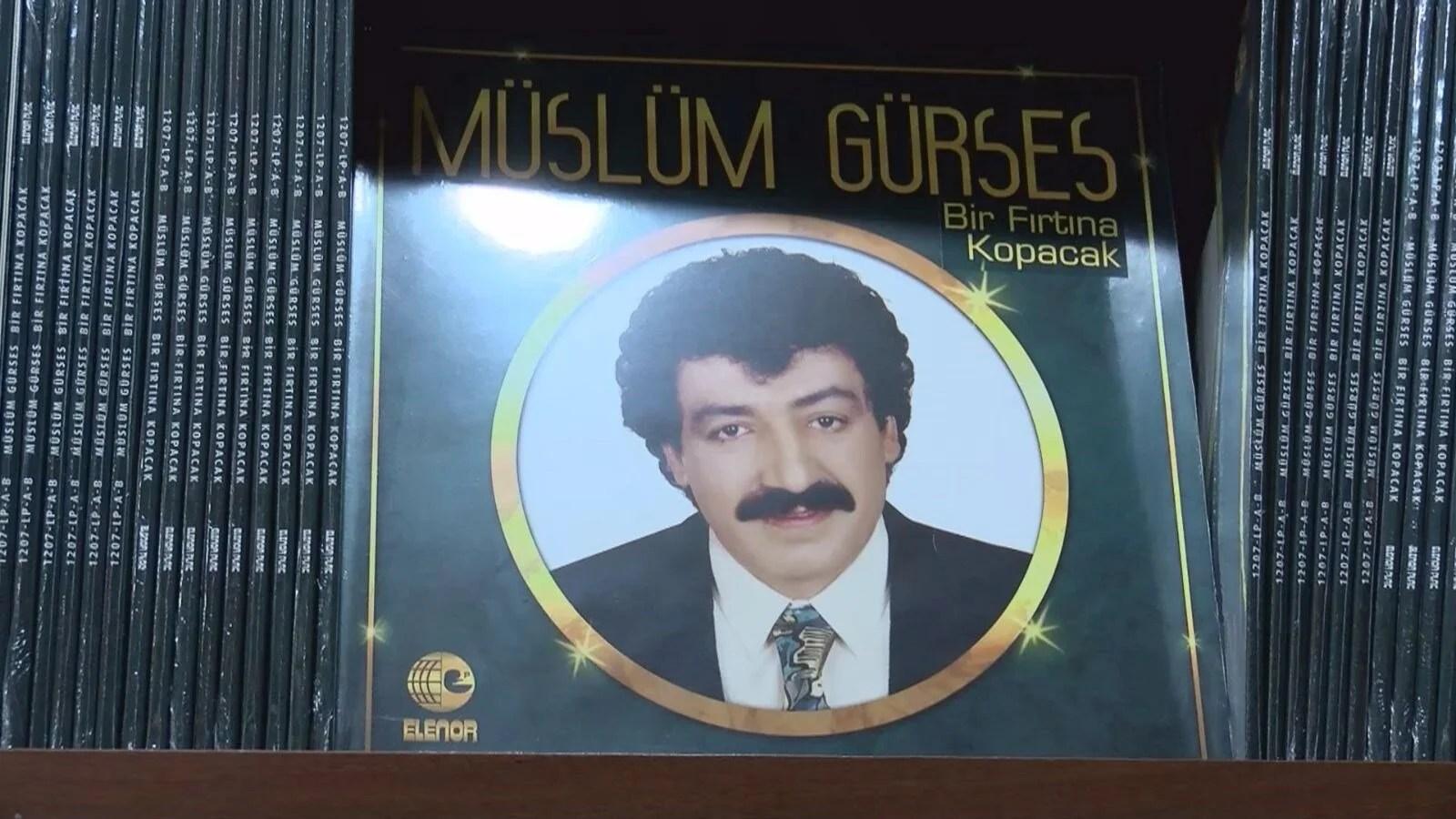 Eski albümler yeniden basıldı: Unkapanı Plakçılar Çarşısı tekrar hareketlendi - 3