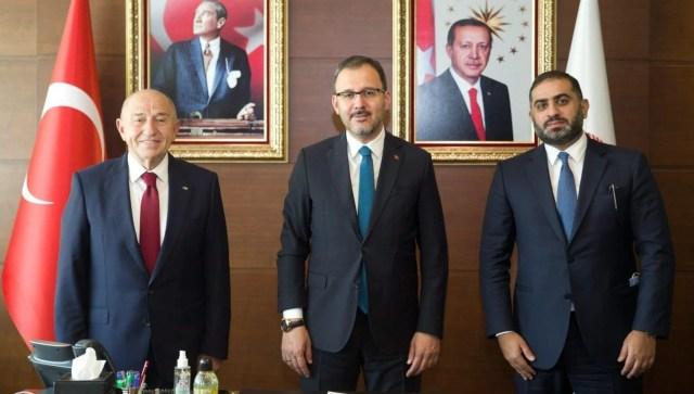 SON DAKİKA: Bakan Kasapoğlu duyurdu: Süper Lig'de yayın krizi çözüldü