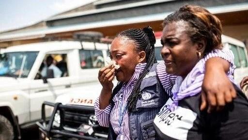 Demokratik Kongo Cumhuriyeti'nde Ebolasona erdi