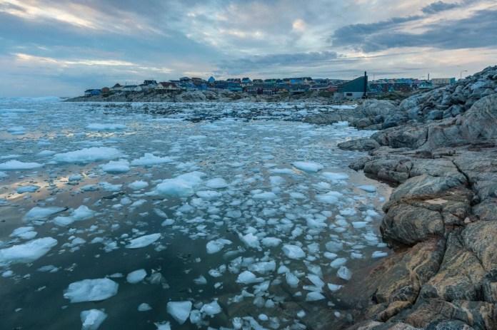 Grönland yok oluşa adım adım yaklaşıyor: Erime durdurulamaz seviyede - 8