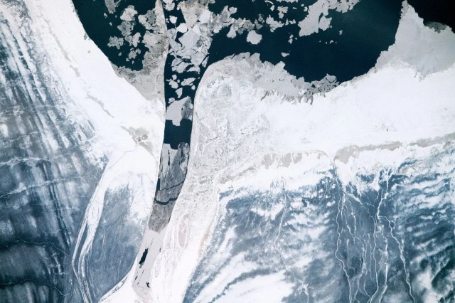 NASA'nın yarışmasını Van Gölü kazandı - 30