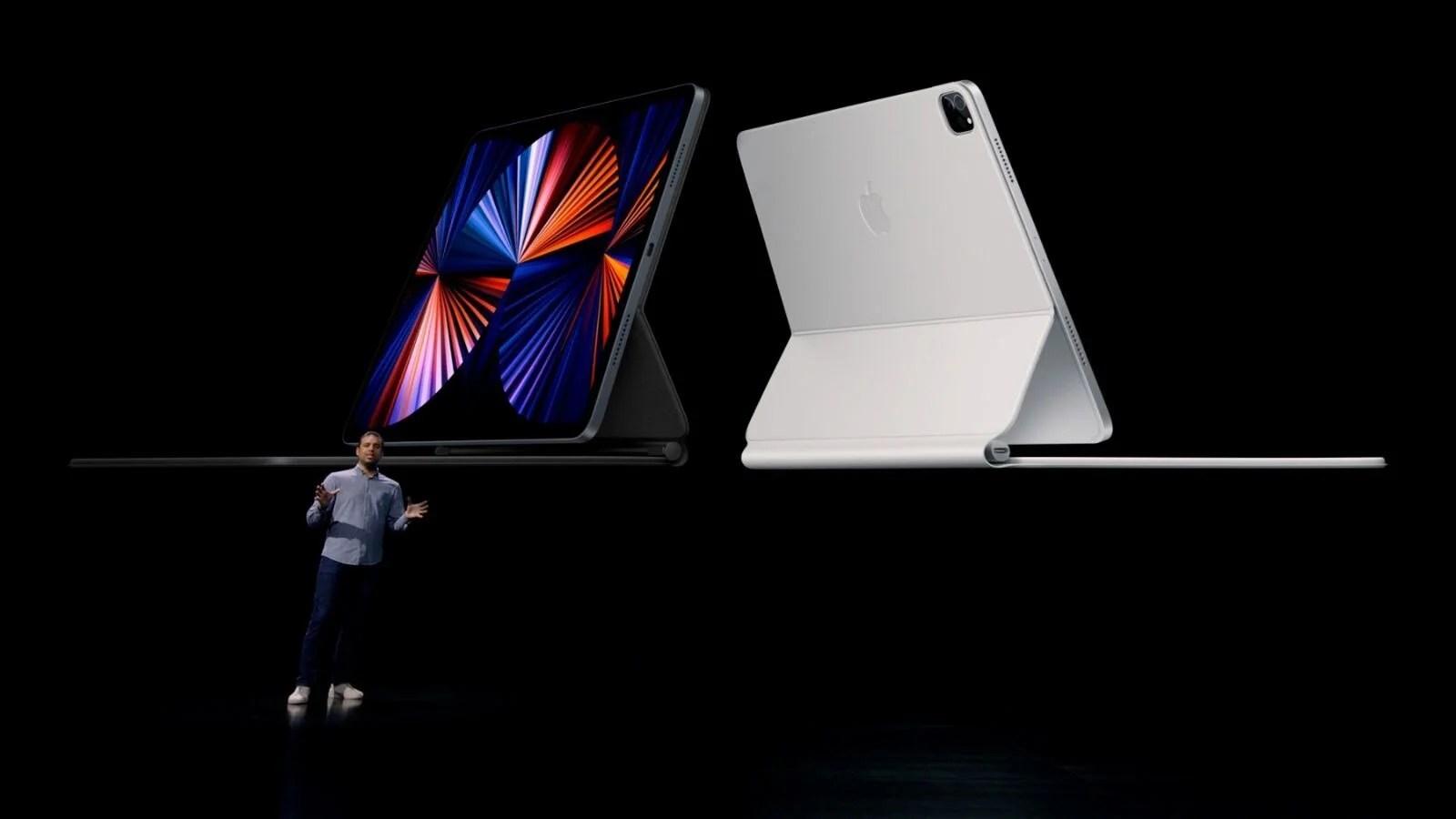 Apple yeni ürünlerini tanıttı: Renkli iMac ve 'en güçlü tablet' iPad Pro damga vurdu - 10
