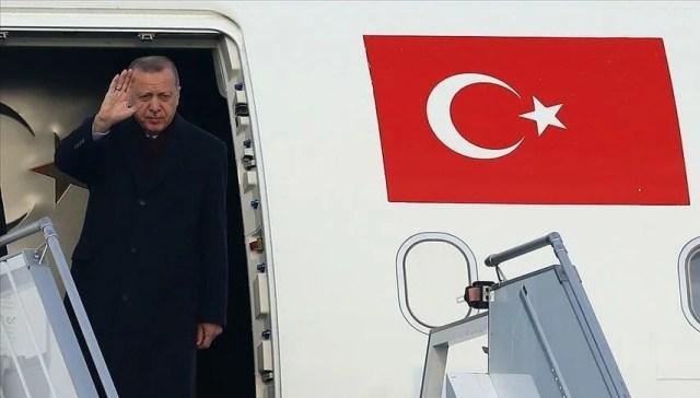 Cumhurbaşkanı Erdoğan'dan'Maraş' açıklaması