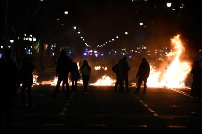 Rapçi Pablo Hasel tutuklandı, binlerce kişi sokaklara döküldü - 30