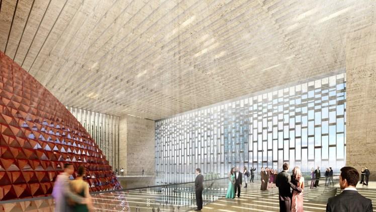 Yeni Atatürk Kültür Merkezi, AKM, AKM projesi, yeni akm projesi