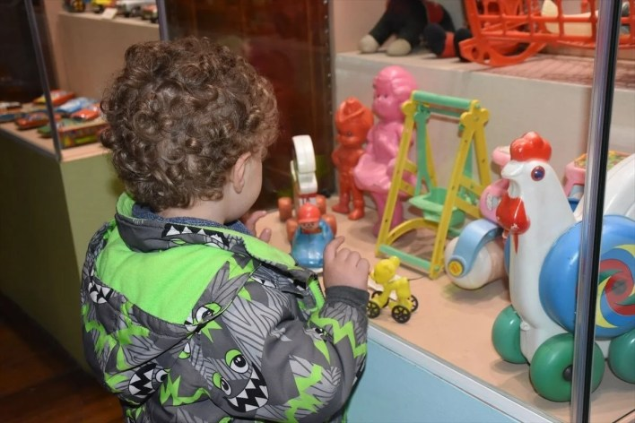The museum in Gaziantep takes visitors on a cultural journey with games and toys - 15