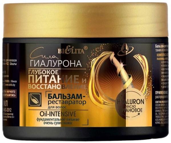 Бальзам-реставратор для волос Белита Oil-intensive, 300 мл ...
