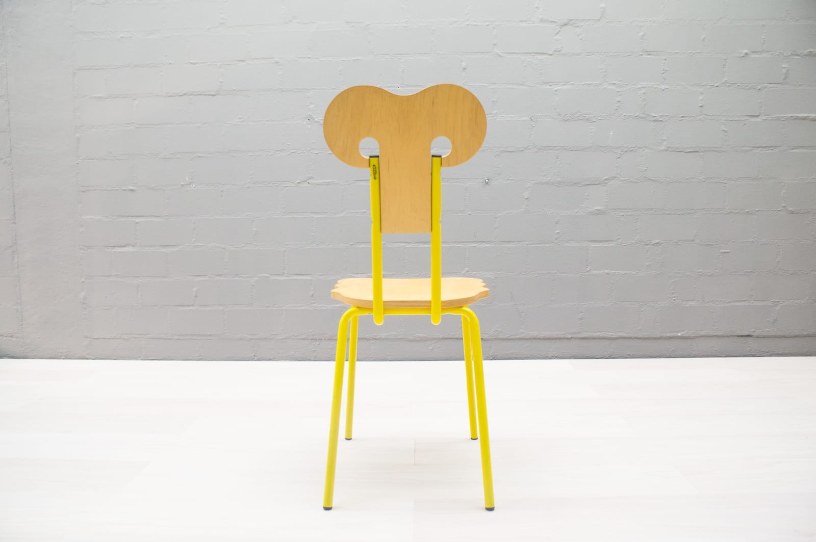 Italienischer Gelber Stuhl von Parisotto, 1960er bei ...