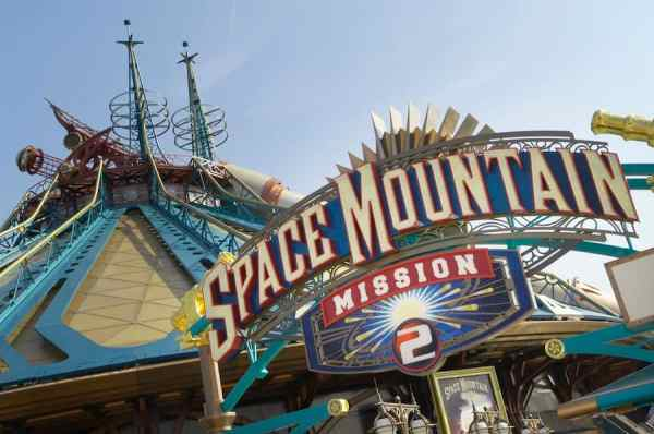 This Day in Disney History: Space Mountain: Mission 2 ...