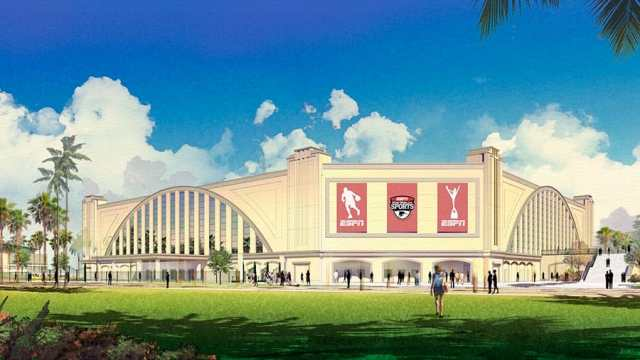 What is ESPN Wide World of Sports Complex? | Disney Parks Blog