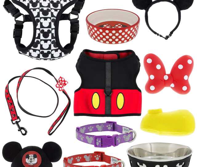 Fetch Dog Themed Products From Disney Parks For National Dog Day