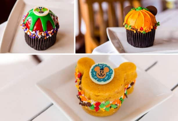 Fall Desserts at Disney's Yacht & Beach Club Resorts