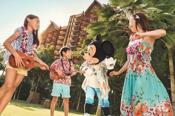 Hoʻokani Pila – Learn the 'Ukulele at Aulani Resort