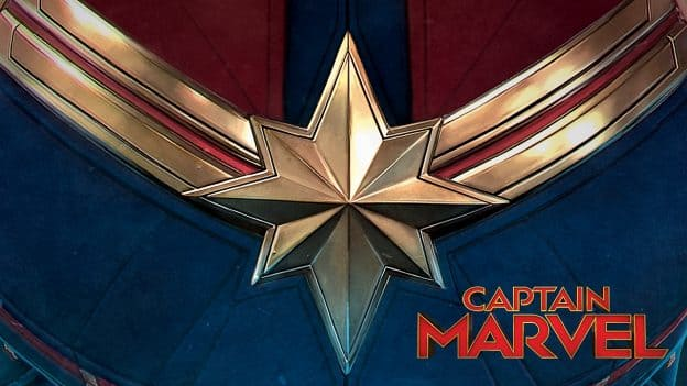 Captain Marvel is Coming to Disney's California Adventure