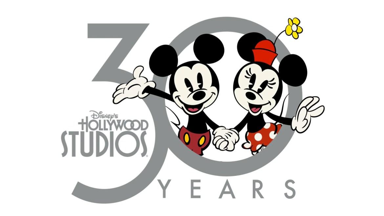 Disney's Hollywood Studios 30th Anniversary Logo