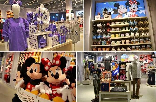 Reimagined Magic of Disney Store Now Open in Orlando International Airport