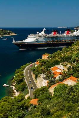 Disney Cruise Line in Europe