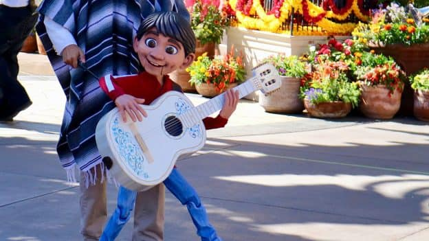 Mariachi Cobre Presenta the Story of  Coco at Epcot This Spring