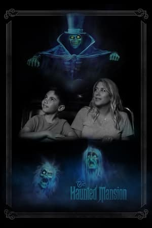 Disney PhotoPass Service's 13th Attraction Photo Opportunity at Walt Disney World Resort Materializes at the Haunted Mansion