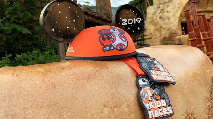 runDisney Star Wars hat