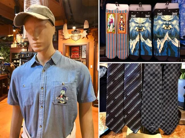 Clothing for Men from Disney Springs