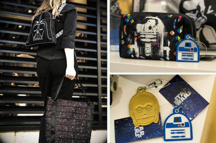 Star Wars items from Kipling and Harvey's
