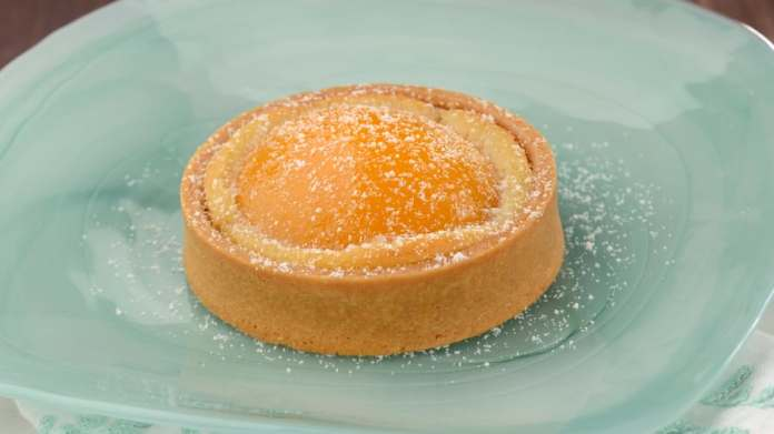 Frangipane Peach Tart from Sommerfest for the 2019 Epcot International Food & Wine Festival