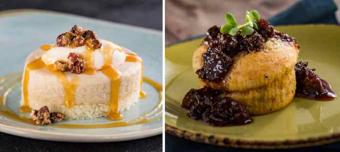 Offerings from the Cheese Studio Marketplace for the 2019 Epcot International Food & Wine Festival