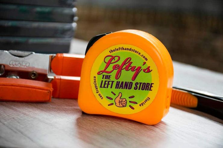 Tape Measure from Lefty's—The Left Hand Store at Disney Springs