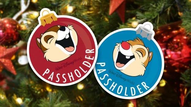 Chip 'n' Dale passholder magnets