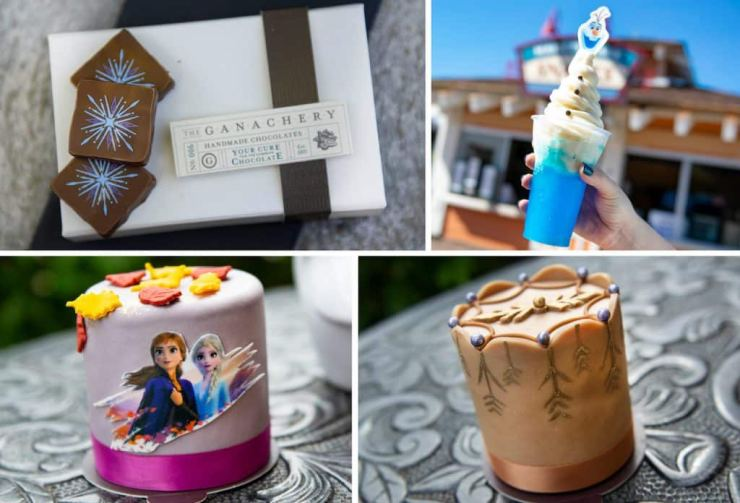 Frozen 2 Offerings at Disney Springs