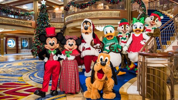 Top 5 Things to Do on a Very Merrytime Cruise | Disney Parks Blog