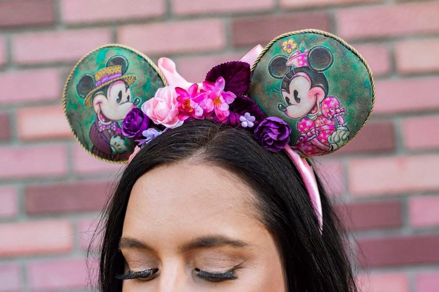 Minnie Ear Headband by John Coulter