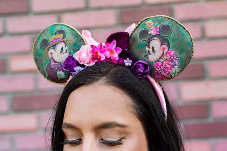 Minnie Ear Headband by John Coulter