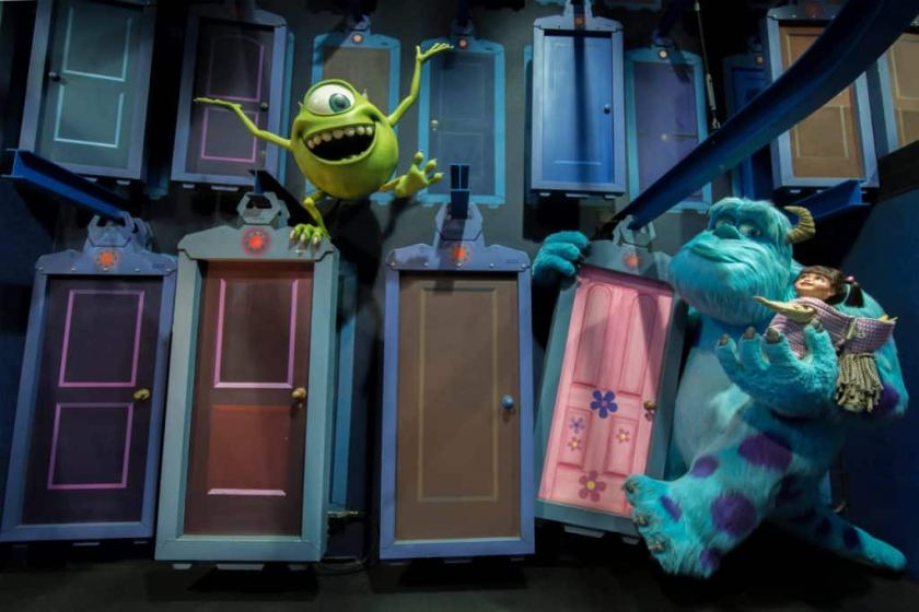 Monsters, Inc. Mike y Sully al rescate