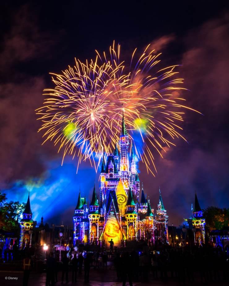 'Happily Ever After' at Walt Disney World Resort