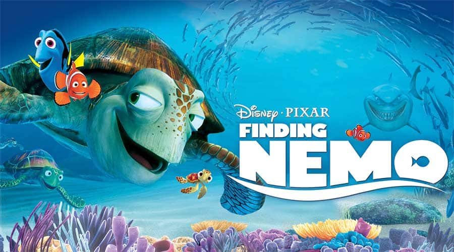 """Image of the movie """"Finding Nemo"""""""