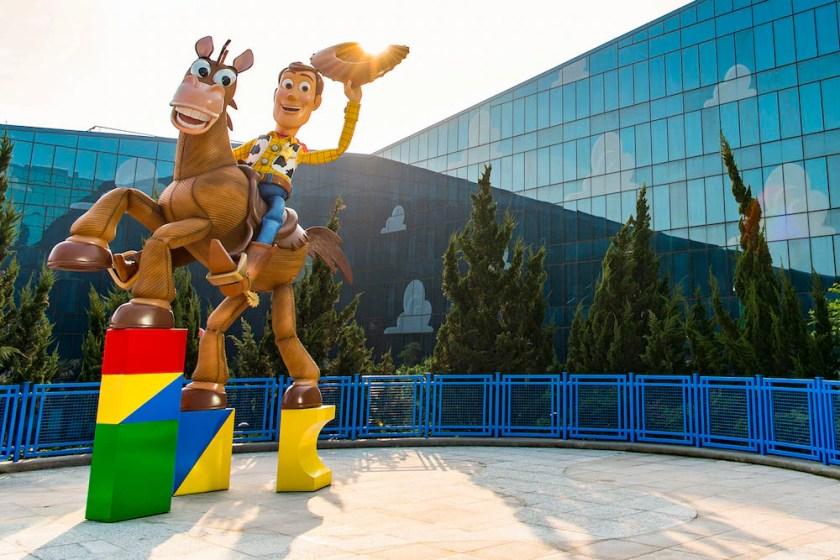 Toy Story Hotel, Shanghai Disney Resort