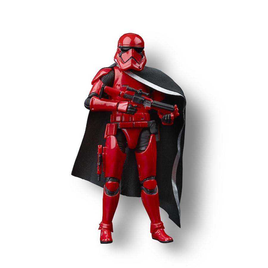 Captain Cardinal figure