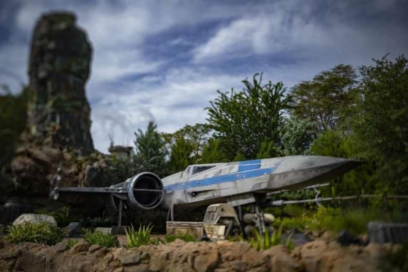 Star Wars: Galaxy's Edge en Disney's Hollywood Studios