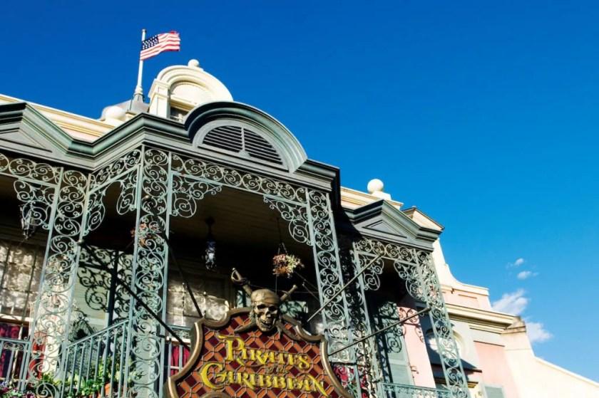 Piratas del Caribe en Tokyo Disney Resort