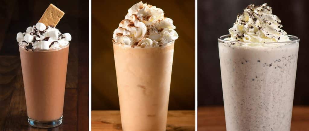 Artisanal Shakes from D-Luxe Burger for Weekday Delights at Disney Springs for the Fall 2020 Season