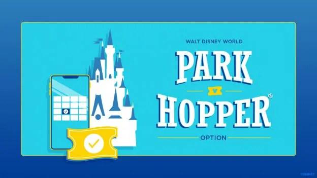 Park Hopper Option Returns to Walt Disney World Resort