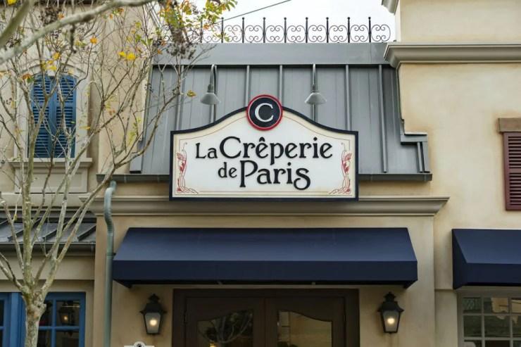 La Crêperie de Paris coming to EPCOT